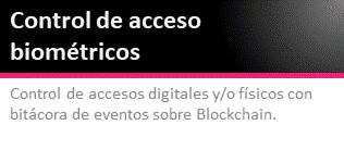 Control Blockchain