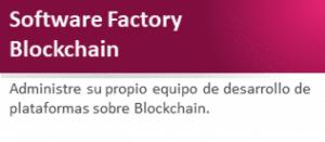 Software Factory Blockchain