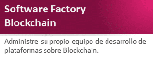 Software Factory Blockchain