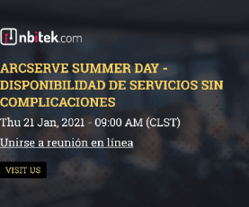 ARCSERVE SUMMER DAY